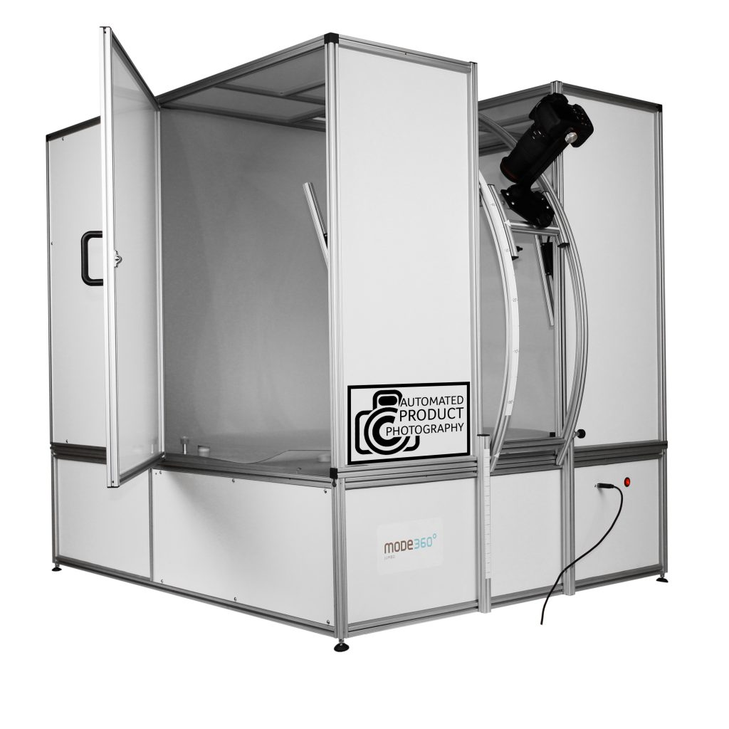 automated product photo equipment