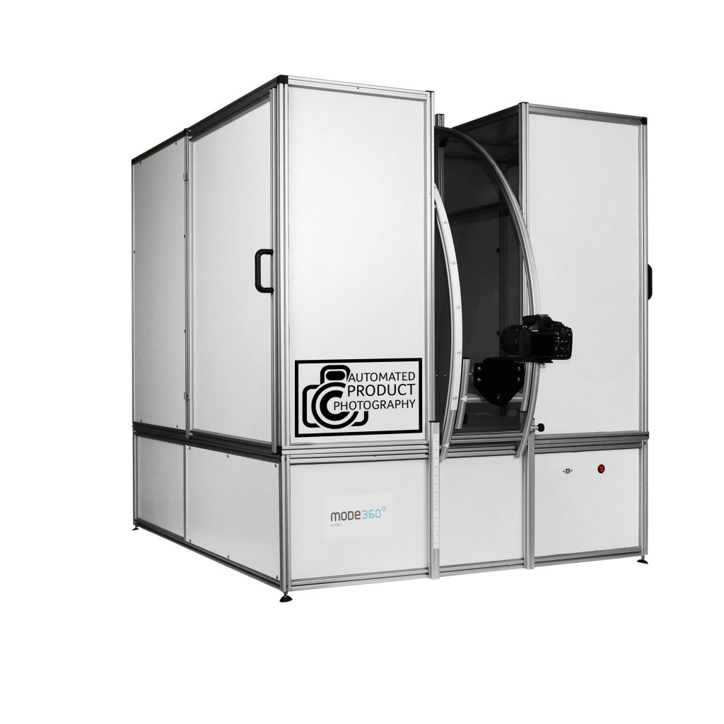 automated product photo equipment 360