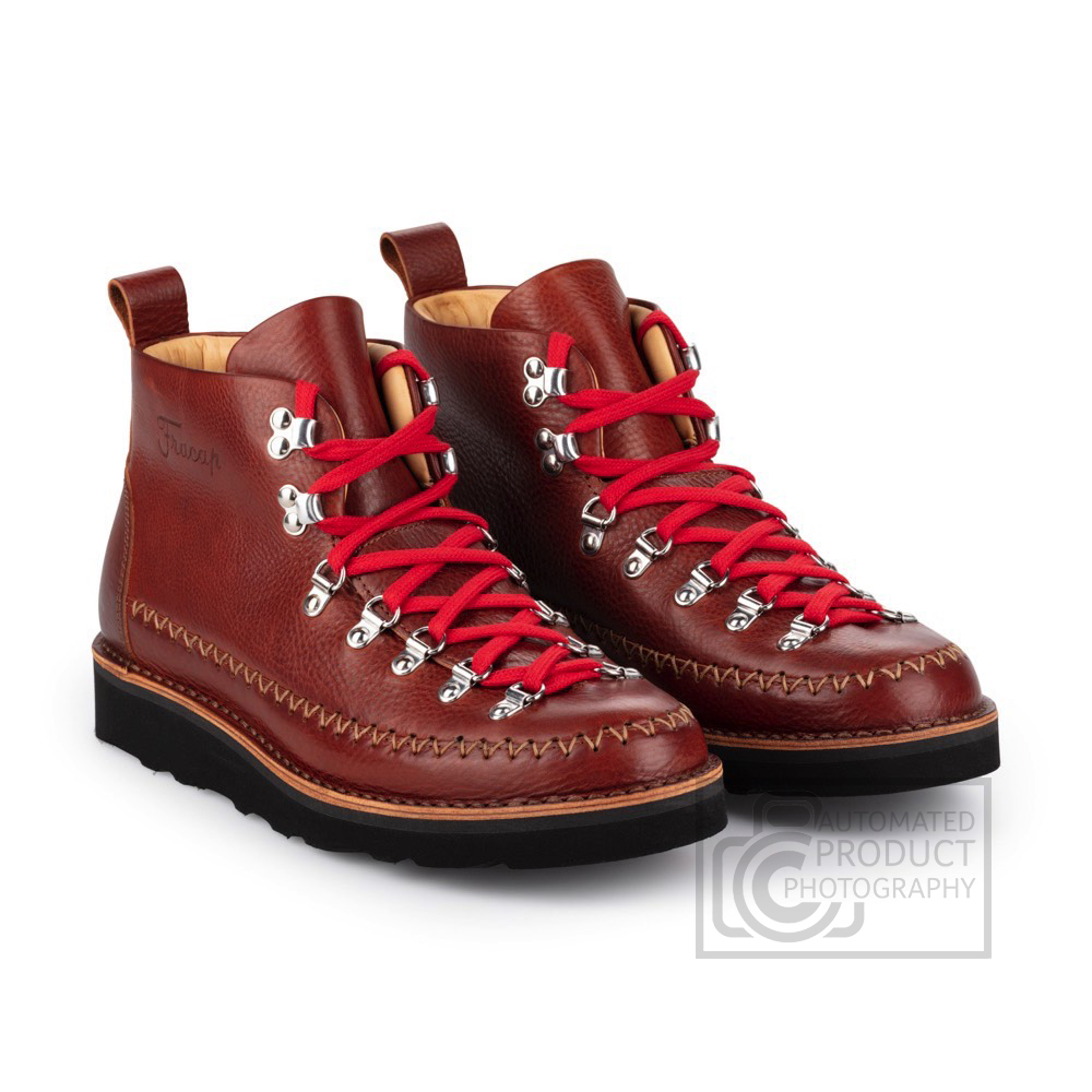Fracap Boots Product Photography