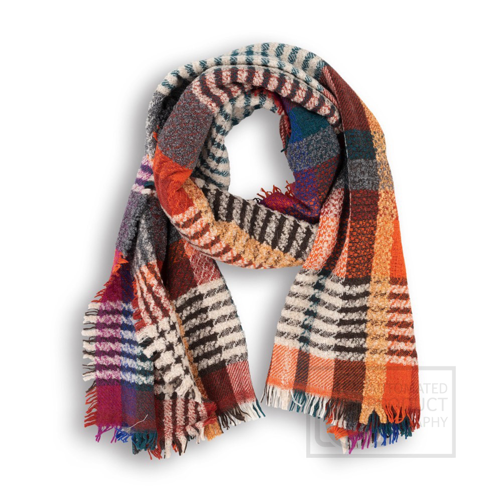 scarf clothing photography