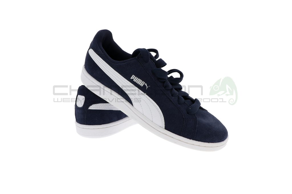 Trainer Product Photography example